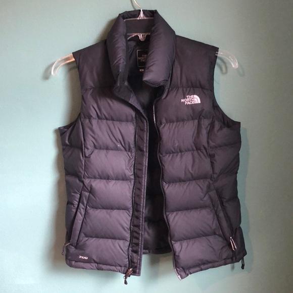 60f94efc3 The North Face Women's Nuptse Down Vest - Black